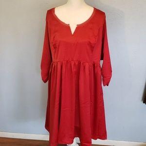 NEW Torrid Outlander Formal Plus Size 26 Dress